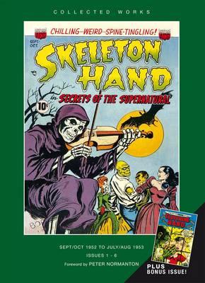 Skeleton Hand: v. 1: American Comic Groups Collected Works (Hardback)