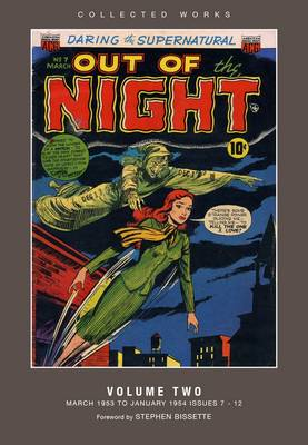 Out of the Night: American Comics Group Collected Works (Hardback)