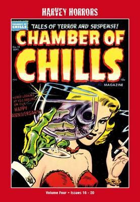 Chamber of Chills: Volume 4: Harvey Horrors Softies (Paperback)