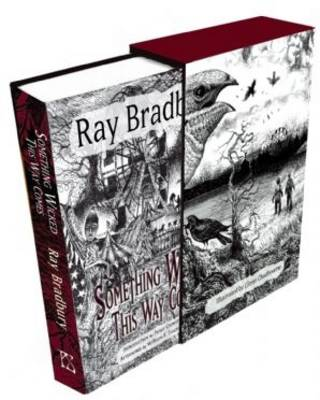 Something Wicked This Way Comes (Hardback)