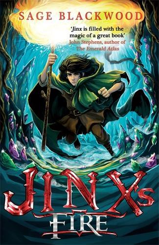 Jinx's fire: Book 3 - Jinx (Paperback)