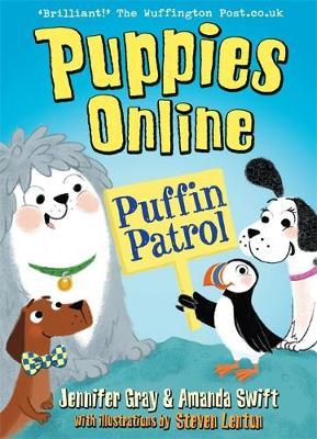 Puppies Online: Puffin Patrol - Puppies Online (Paperback)