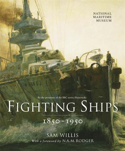 Fighting Ships 1850-1950 (Hardback)