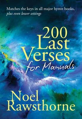 200 Last Verses for Manuals (Paperback)