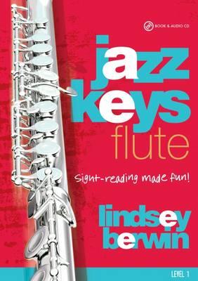 Jazz Keys Flute: Level 1 (Paperback)
