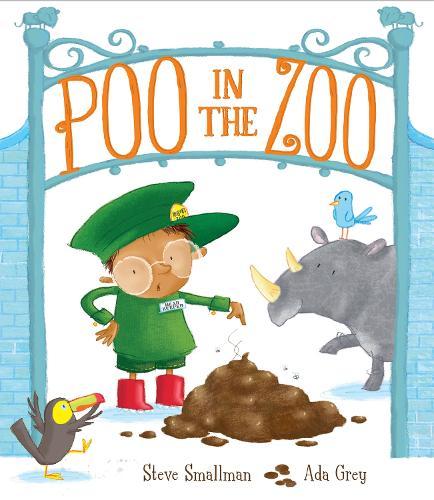 Poo in the Zoo - Poo in the Zoo 1 (Hardback)