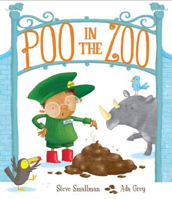 Poo in the Zoo - Poo in the Zoo 1 (Paperback)