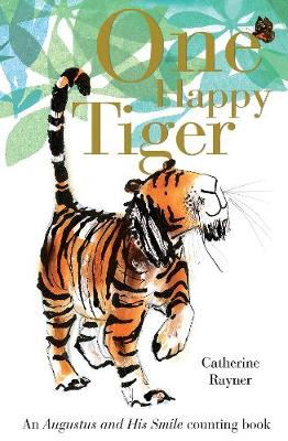 One Happy Tiger (Board book)
