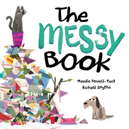 The Messy Book (Hardback)