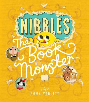 Nibbles: The Book Monster - Nibbles (Paperback)