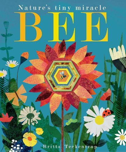 Bee: Nature's tiny miracle (Hardback)