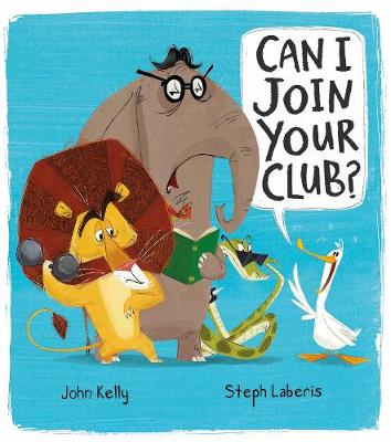 Can I Join Your Club? (Paperback)