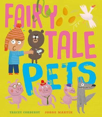 Fairy Tale Pets (Paperback)