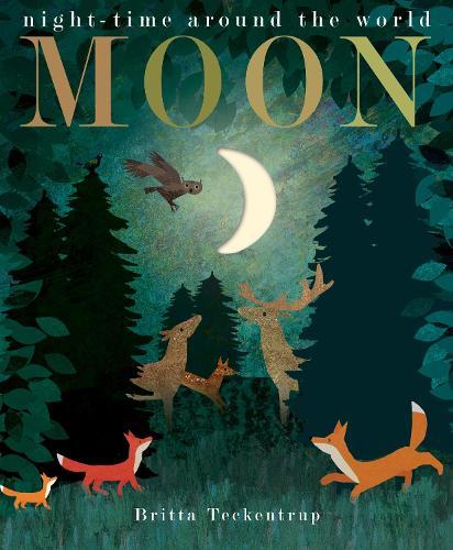 Moon (Hardback)
