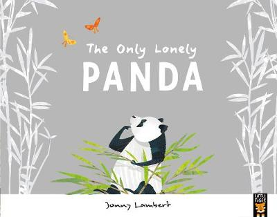 The Only Lonely Panda (Paperback)