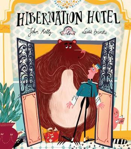 Hibernation Hotel (Hardback)