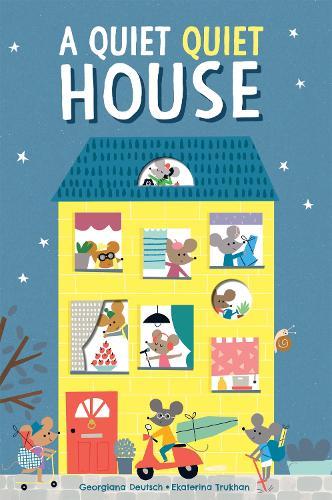 A Quiet Quiet House (Hardback)