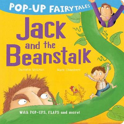 Pop-Up Fairytales: Jack and the Beanstalk - Pop-Up Fairytales 4