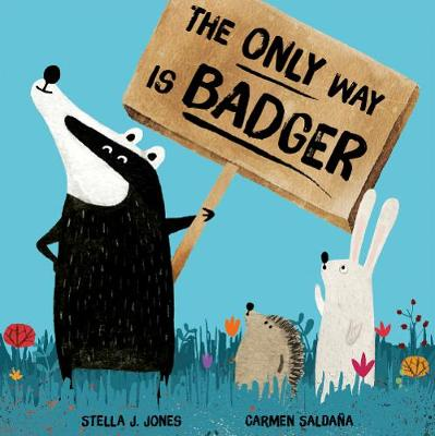 The Only Way is Badger (Hardback)