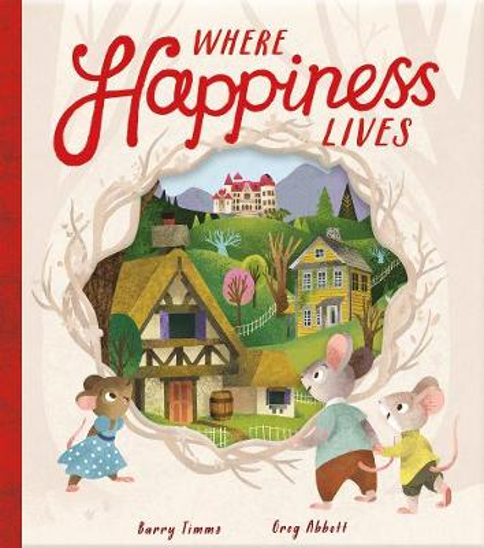 Where Happiness Lives (Hardback)