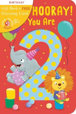 Hip, Hip, Hooray You Are 2! - Special Delivery Books 12