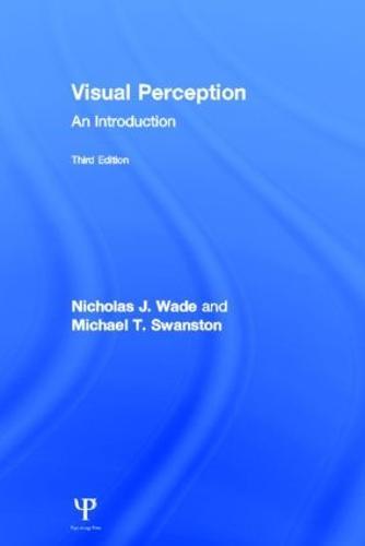 Visual Perception: An Introduction, 3rd Edition (Hardback)