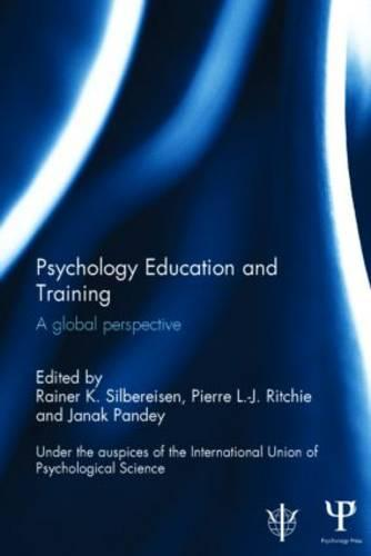 Psychology Education and Training: A global perspective (Hardback)