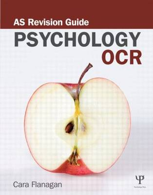 OCR Psychology: AS Revision Guide (Paperback)