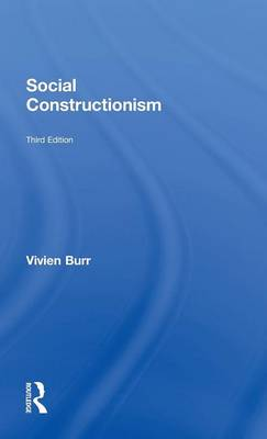 Social Constructionism (Hardback)