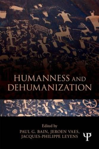 Humanness and Dehumanization (Paperback)