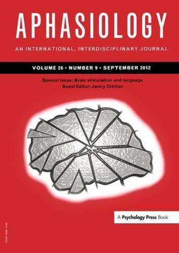 Brain Stimulation and Language (Paperback)