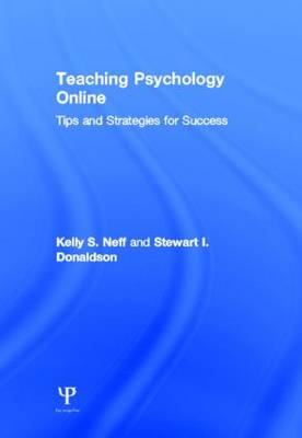 Teaching Psychology Online: Tips and Strategies for Success (Hardback)