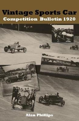 The Vintage Sports Car Competition Bulletin 1920 (Paperback)
