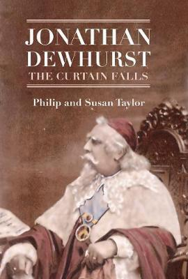 Jonathan Dewhurst: The Curtain Falls (Hardback)