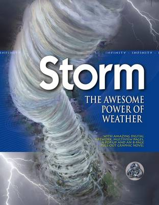 Storm - The Awesome Power of Weather: Infinity (Hardback)