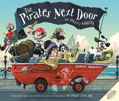 The Pirates Next Door (Hardback)