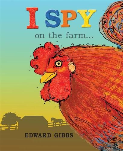 I Spy on the Farm (Paperback)