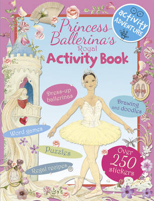 Princess Ballerina's Activity Book (Paperback)