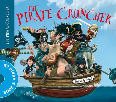 The Pirate Cruncher (Paperback)