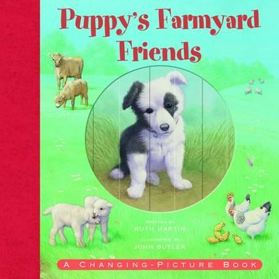 Puppy's Farmyard Friends (Hardback)