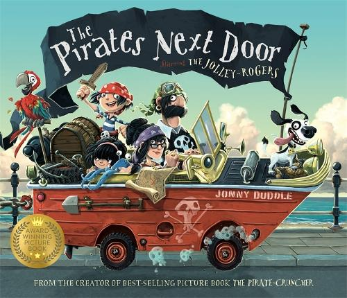 The Pirates Next Door - Jonny Duddle (Paperback)