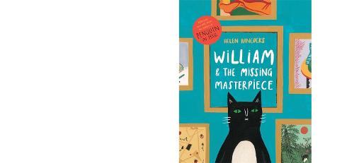 William and the Missing Masterpiece (Hardback)