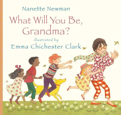 What Will You be Grandma? (Hardback)