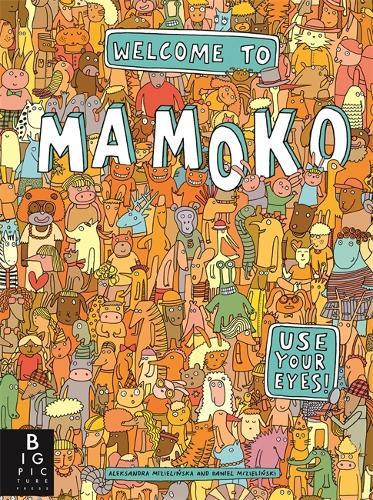 Welcome to Mamoko (Hardback)