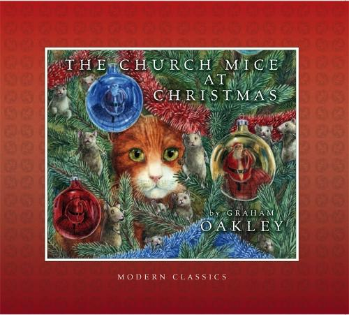 Church Mice at Christmas (Paperback)