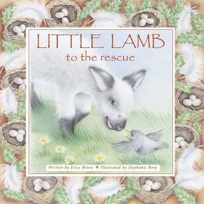 Little Lamb to the Rescue (Paperback)