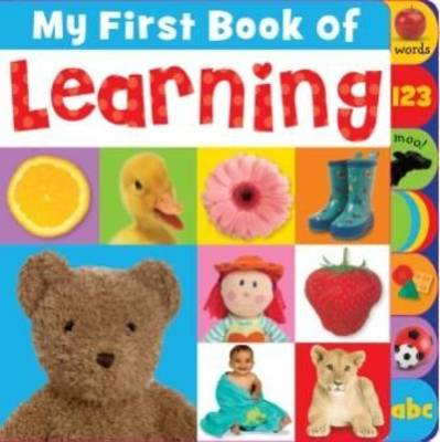 My First Book of Learning (Hardback)