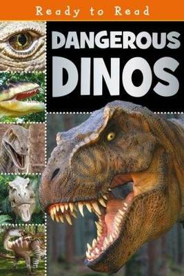 Dangerous Dinos - Ready to Read (Paperback)