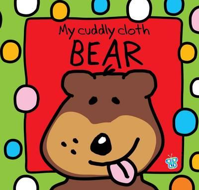 Bear - Bath Books (Rag book)