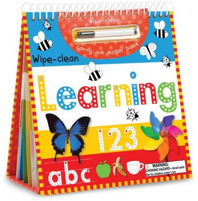 Wipe-Clean Learning Easel (Hardback)